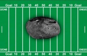 Asteroid Flyby Next Week