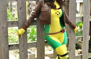 sexy rogue cosplay