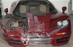 Rowan Atkinson's Spent £910k To Repair His McLaren