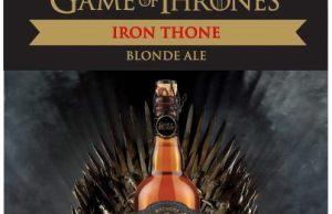 Iron Throne Blonde Ale