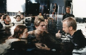 Behind the Scenes Photos of Classic Film Hits