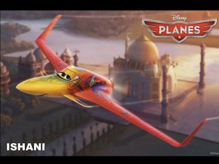 planes character posters