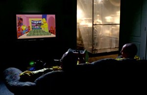 'The Simpsons' Salutes 'Breaking Bad'