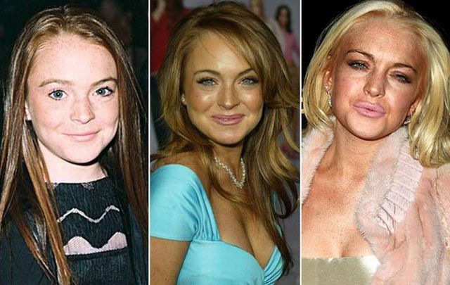 How Your Famous Celebs Have Aged