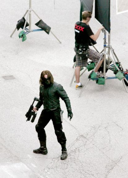 Winter Soldier Photos