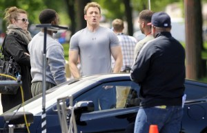 CAPTAIN AMERICA THE WINTER SOLDIER Set Videos and Photos