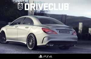 Drive Club Game for PlayStation 4