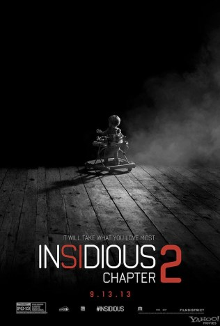 The Insidious Chapter 2 Poster