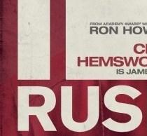 Chris Hemsworth Rush Character Posters