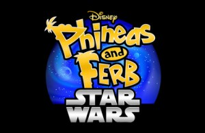 Disney Announces STAR WARS and PHINEAS AND FERB Parody