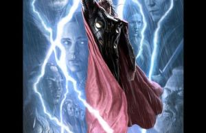Comic con Thor: The Dark World