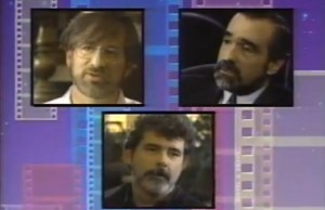 Spielberg, Lucas, and Scorsese