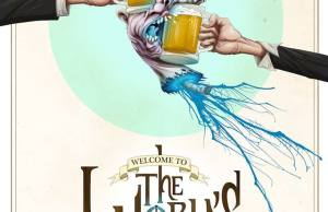 Edgar Wright's The World's End by Alex Pardee.
