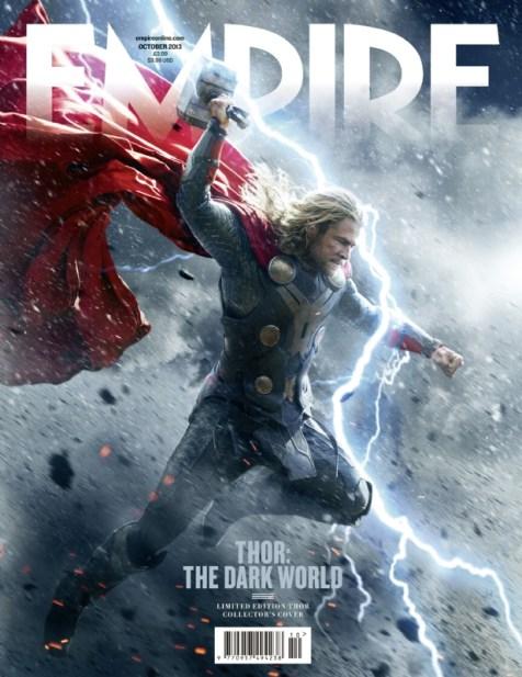 Thor: The Dark World Empire Cover
