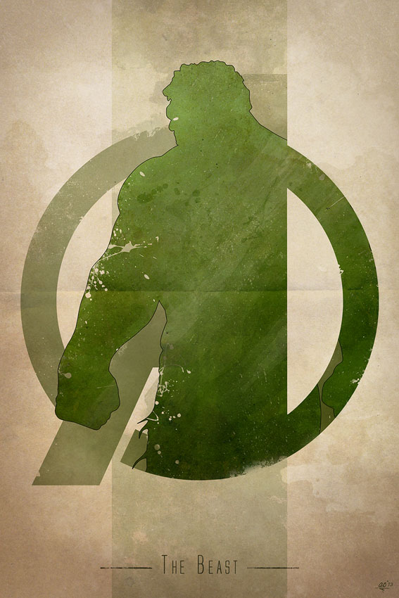 Anthony-Genuardi-Avengers-Logo-Hulk