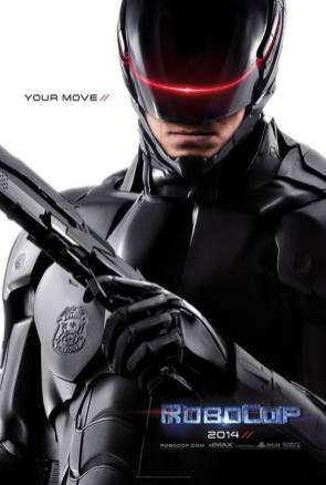 New Robocop Poster