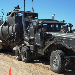 Mad Max: Fury Road is Back for Reshoot