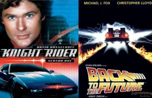 Knight Rider - Back to the future Mashup