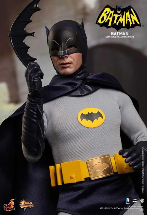 Holy Action Figures, Batman