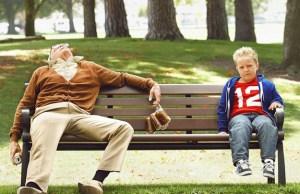 Bad Grandpa in New Poster