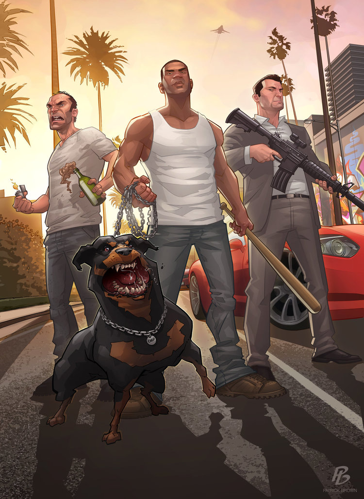 grand_theft_auto_v___the_standoff_by_patrickbrown-d5rnf43