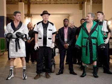 Stallone & De Niro in Grudge Match