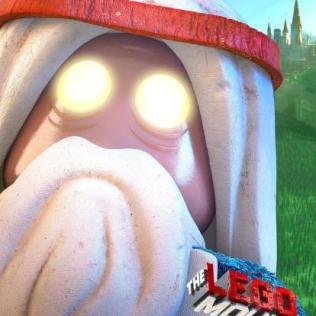 Vitruvius The LEGO Movie Poster