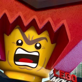 LEGO Movie Lord Buisness