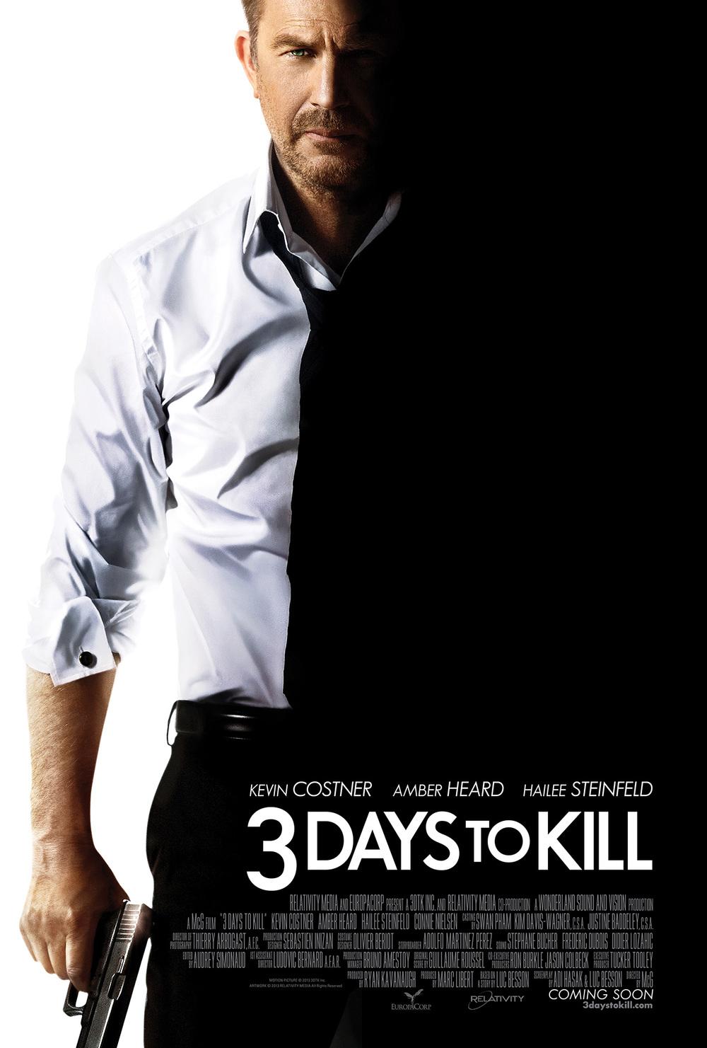3daystokill_poster