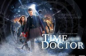 day of the doctor christmas episode