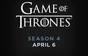 Game of Thrones season 4 premiere date revealed