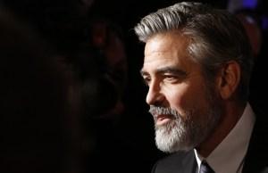 Beard - George Clooney