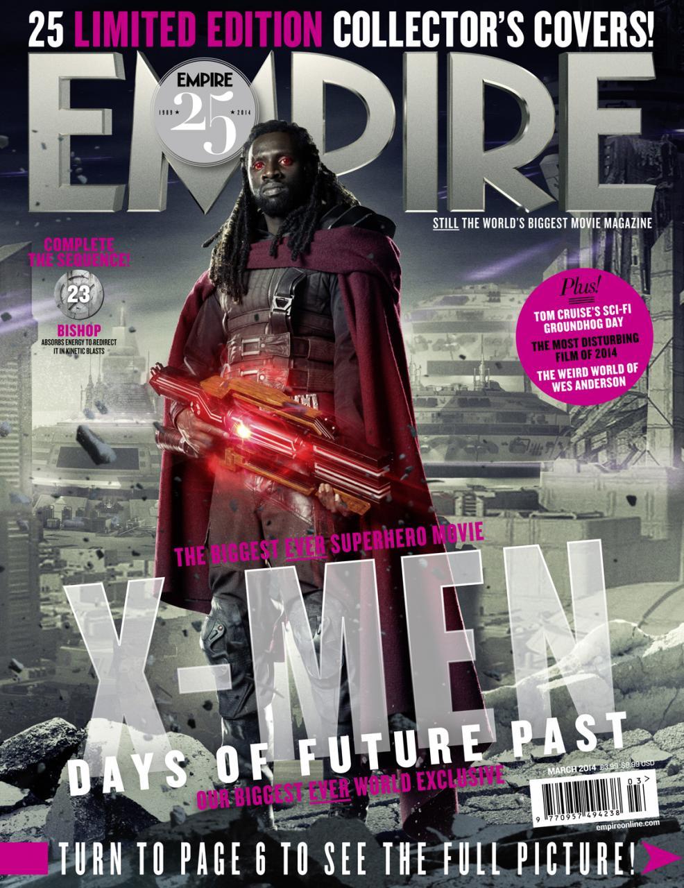 Empire Xmen Days Of Future Past Covers (7)
