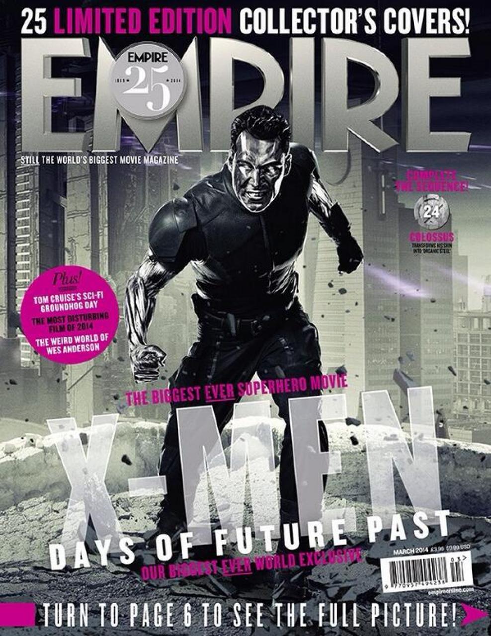 Empire Xmen Days Of Future Past Covers (8)
