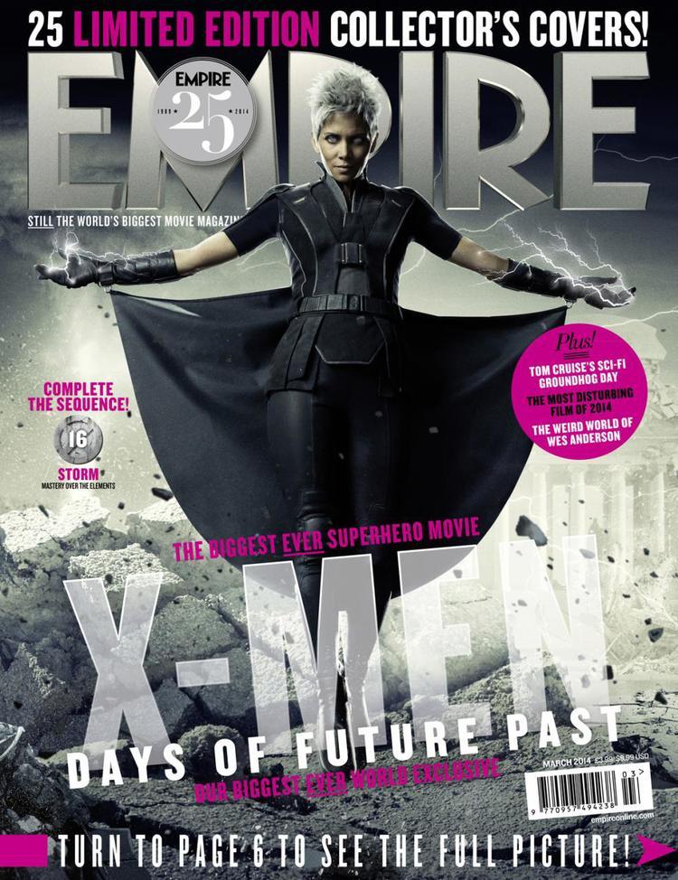 X-MEN DAYS OF FUTURE PAST Empire Magazine Covers  (2)