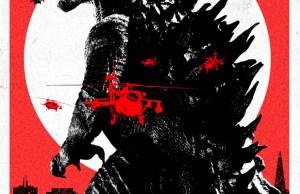 Godzilla Empire Magazine Cover