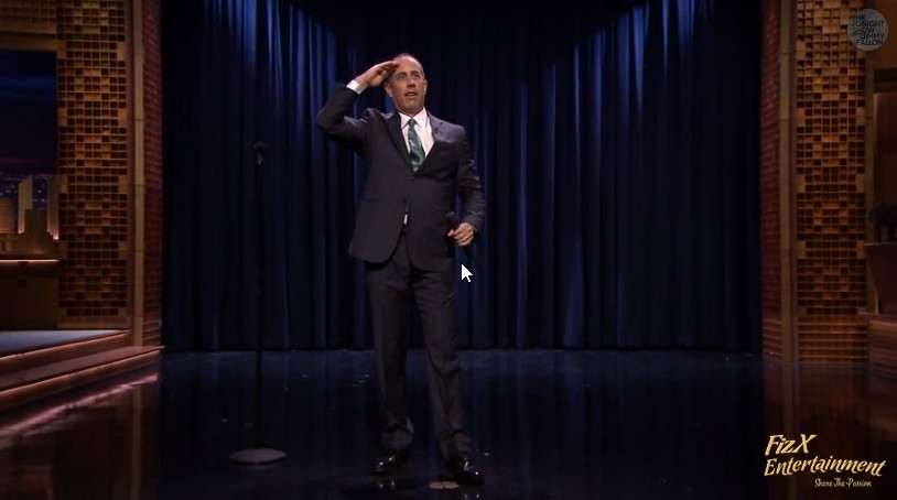 Jerry Seinfeld Stand-Up on The Tonight Show