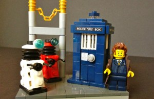 Lego CAN do Doctor Who Now