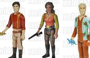 First Official Firefly Action Figures