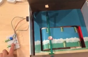 It's Flappy Bird In A Box