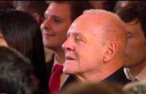 Sir Anthony Hopkins Hears The Waltz He Wrote 50 Years Ago For The First Time