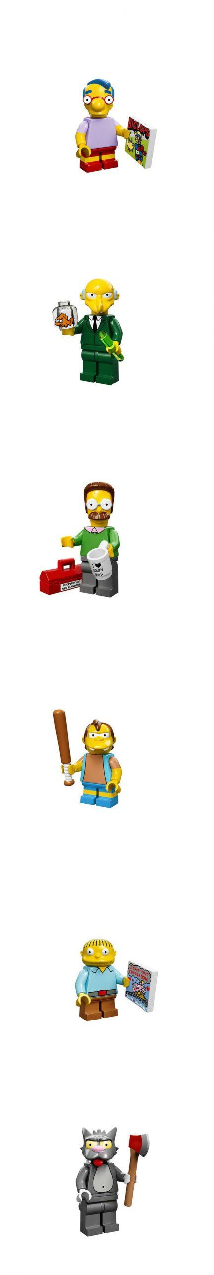 LEGO Simpsons Minifigure Set (2)