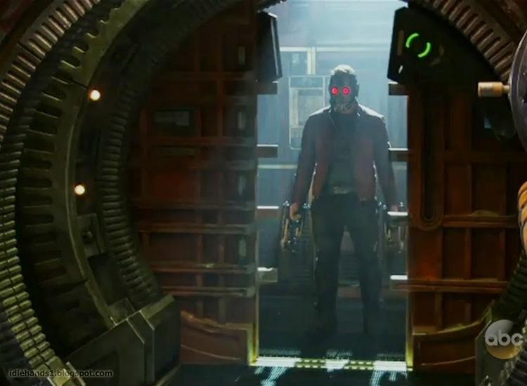 Marvel Studios Assembling A Universe Gardians of the Galaxy 4
