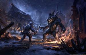 The Elder Scrolls Online Concept Art