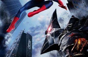 The Amazing Spider-Man 2 rhino poster