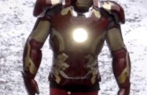 Iron Man in avengers 2