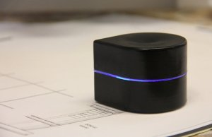Miniature Zuta Labs Robotic Printer