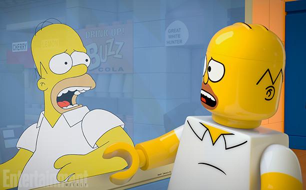 Simpsons Lego Episode (2)