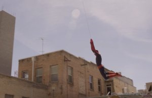 Incredible Spider Man Parkour
