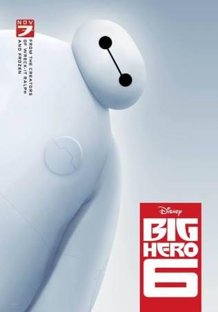 BIG HERO SIX 6